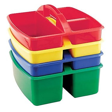 Early Childhood Resources ELR-0467 Small Art Storage Caddy, Assorted