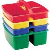 Early Childhood Resources ? Petit panier de rangement d'art, couleurs variées (ELR-0467)