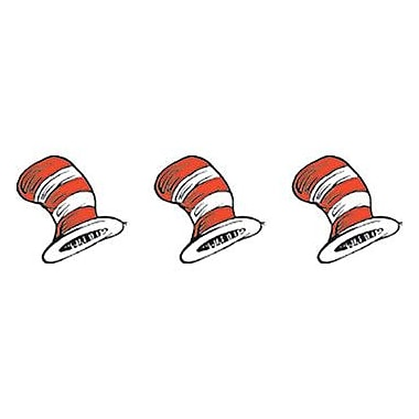 Eureka® Stickers, Dr. Seuss The Cats Hat Theme