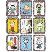 Eureka® Stickers, Peanuts Characters