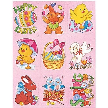 Eureka® Stickers, Seasonal Giant Easter