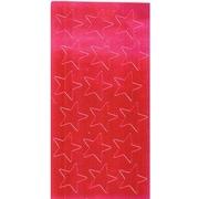 Eureka® Foil Stars Stickers, Red