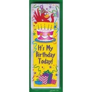 Eureka® Books Happy Birthday Bookmark
