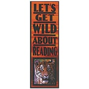 Eureka® Wild About Reading Bookmark, Grades Kindergarten - 6th