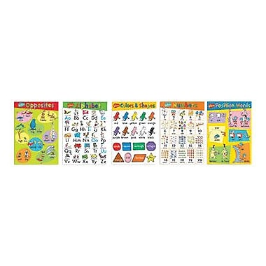 Eureka Bulletin Board Set, Dr. Seuss Beginning Concepts (EU-847628)