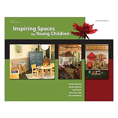 Gryphon House Inspiring Spaces For Young Children Book (GR-10722)