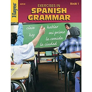 Hayes® Exercises in Spanish Grammar Book 1 (H-HS701R)