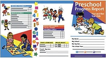 Hayes School Progress Notes, 4-5 Year Olds