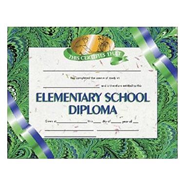 Hayes® Elementary School Diploma Certificate, 8.5