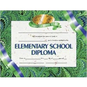 "Hayes® Elementary School Diploma Certificate, 8.5""(L) x 11""(W)"