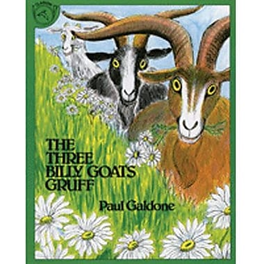 The Three Billy Goats Gruff Big Book