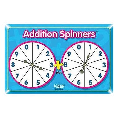 Kagan Publishing Addition Spinner