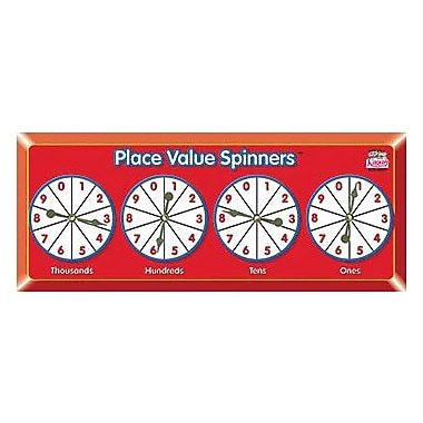 Kagan Publishing Place Value Spinner