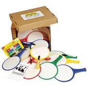 Kleenslate Concepts® Kwik Chek II Classroom Kit, 24/Pack