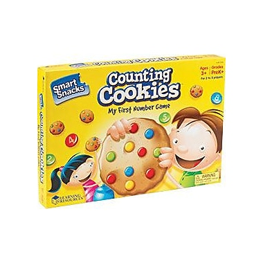 Learning Resources® Smart Snacks® Counting Cookies Game