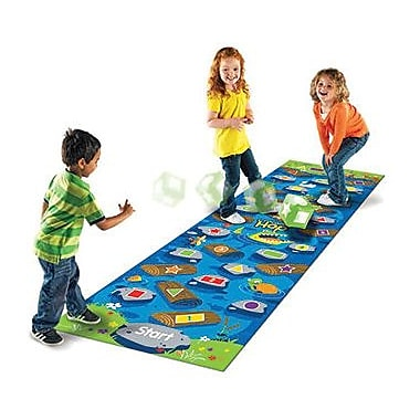 Learning Resources® Crocodile Hop Floor Game