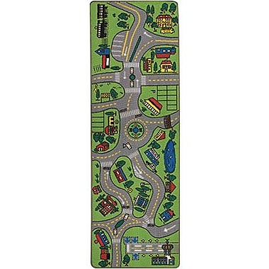 Learning CarpetsMD – Tapis route géante