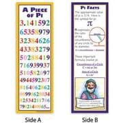 McDonald Publishing® A Piece of Pi Smart Bookmark, Grades 1st - 8th