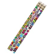 Musgrave Birthday Supreme Pencil, 72/Pack (MUS1355D)