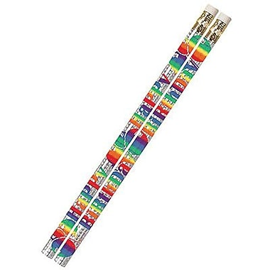 Musgrave Birthday Blitz Incentive Pencil, 96/Pack (MUS1356D)