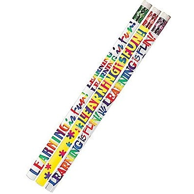 Musgrave® Learning Is Fun Incentive Pencil, Dozen