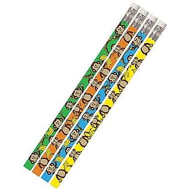 Musgrave® Dancin' Monkey Incentive Pencil, Dozen