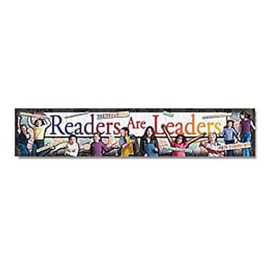 North Star Teacher Resources® 1st Grades - 6th Grades Banner, Readers Are Leaders