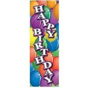 North Star Teacher Resources® Happy Birthday Bookmark, Grades pre-school - 12th