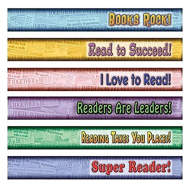 North Star Teacher Resources Arm Charms, Reading Rewards, 72/Pack (NST2506)