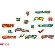 North Star Teacher Resources® pre-school - 12th Grades Bulletin Board Accents, Positive Power