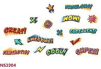 North Star Teacher Resource Bulletin Board Accents, Positive Power