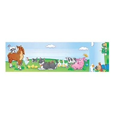 North Star Teacher Resources® Seat and Cubby Sign, Farm Animals