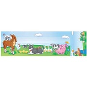 Seat and Cubby Signs, Farm Animals (NST5011)