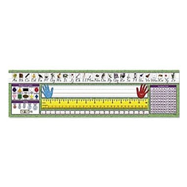 North Star Teacher Resources NS9004 Desk Name Plate, Grade 2 - 6, 108/Pack (NST9004)
