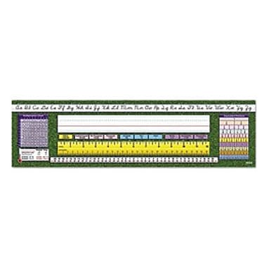 North Star Teacher Resources 2nd - 6th Grades Desk Name Plate, Intermediate Contemporary Cursive, 108/Pack (NST9006)
