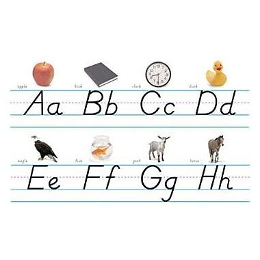 North Star Teacher Resources® Bulletin Board Set, Alphabet Lines - Modern Manuscript