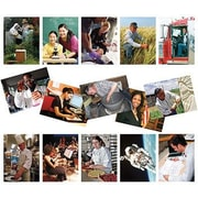 North Star Teacher Resources® Occupations and Careers Photo Language Card