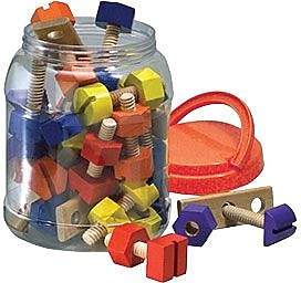 The Original Toy Co Nuts and Bolts