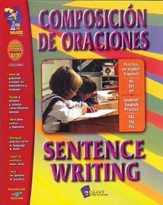 Composicion De Oraciones / Sentence Writing