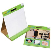 Gowrite! Self-Stick Table Top Easel Pads; 16x15""