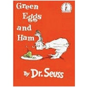 Random House Green Eggs and Ham (Hardcover) Book