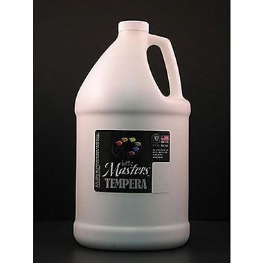 Little Masters Non-toxic 128 Oz. Tempera Paint, White (rpc204705)