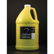 Little Masters Non-toxic 128 Oz. Tempera Paint, Yellow (rpc204710)