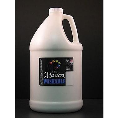 Little Masters® 128 Oz. Washable Paint, White