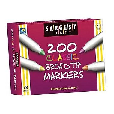 Sargent Art® Classic Broad Tip Marker