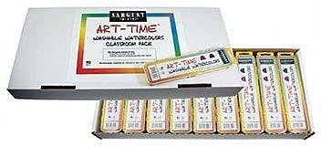 Sargent Art Non-toxic Watercolor Set, 36/Set (66-8231)