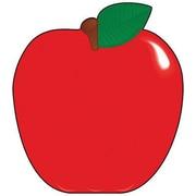 """Shapes Etc 5"""" x 7"""" Apple/Macintosh Large Notepad"""