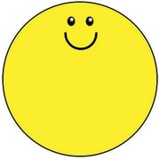 "Shapes Etc 3"" x 3"" Mini Notepad, Smile"