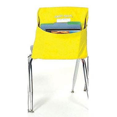 Seat Sack – Petite poche de chaise, 12 po, jaune