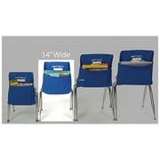 "Seat Sack™ 14"" Standard Seat Sack With New Name Card Holder"